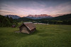 An Evening in Gerold (martin.matte) Tags: bavaria germany landscape evening cottage cabin hill grasslands alps alpen mountains valley mountainscape sky travel outdoor nature geroldsee