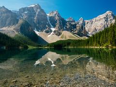 Lake Morraine (Garen M.) Tags: banff canada canadianrockies lake lakelouise lakemorraine olympusomdem1 overlook susan zuikopro1440mmf28 mountains water
