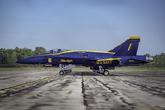 Parking Precision [explore] (Scott Shields Photo) Tags: blue angels thunder over michigan 2017 ypsilanti willow run airport airshow