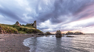 Dunure Castle.      [ Explored ]