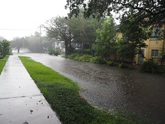 080517flood-08 (djfnola) Tags: davidfischer olympus em10 neworleans la louisiana fsj faubourgstjohn flooding water rain rendonst desotost