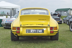 AirCooled Porsche 911 Carrera 2.7 RS Lightweight (John McCulloch Fast Cars) Tags: 911 porsche 27 rs aircooled yellow ryy174k