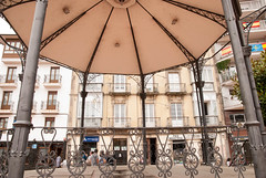 Luarca (draculina_ak) Tags: spanien spain españa pavillion luarca asturias asturien stadt ciudad city town