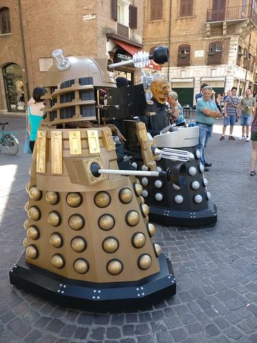 Attenti ai Dalek!