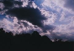 Clouds (Beardface_) Tags: clouds canon ftb ql 35mm