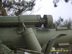 "152mm BR-2 Gun Mod.1935 11 • <a style=""font-size:0.8em;"" href=""http://www.flickr.com/photos/81723459@N04/36326839582/"" target=""_blank"">View on Flickr</a>"