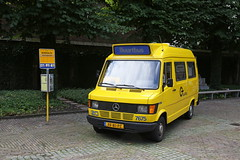 Museumstuk (1) (Maurits van den Toorn) Tags: bus autobus buurtbus zuidooster streekbus mercedes van bestelbus museumbus sva denbosch tentoonstelling expositie