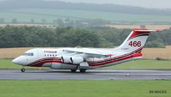 C-GVFT Conair Aviation BaE Avro RJ85,Glasgow Prestwick 11/8/17 (BS Images.) Tags: cgvft bae avro rj85 waterbomber canada airport aircraft aviation ayrshire egpk glasgowprestwick gpa prestwick prestwickairport pik southayrshire scotland