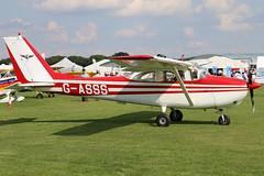G-ASSS (GH@BHD) Tags: gasss cessna cessna172 skyhawk laa laarally laarally2017 sywellairfield sywell aircraft aviation
