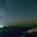 Milky Way in Kefalonia