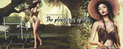 New Post: ∞Forever Twenty One∞ LOTD 428 The Pleasures Of Life... (Forever Twenty One Owner) Tags: catwa maitreya pumec thechapterfour exile collabor88 ricielli cosmopolitan essenz shinyshabby empire thearcade fashion photography secondlife