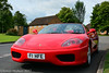 The Supercar Rooms Cars and Coffee Morning - Ferrari 360 Modena Spyder (Si 558) Tags: thesupercarrooms supercarrooms supercar carsandcoffee ferrari 360 modena spyder ferrari360modena