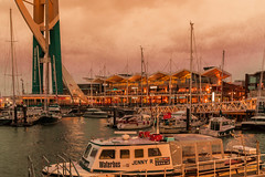 Portsmouth Harbour (Sajivrochergurung) Tags: