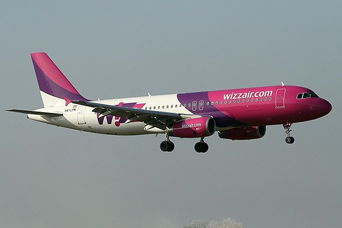 Wizz Air HA-LPN A320 CVT(4)