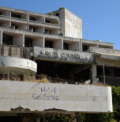 Hotel California (nicnac1000) Tags: hrvatska croatia kupari miltary abandoned ruined derelict wardamaged