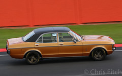 Ford Granada Ghia 3.0 (cjf3.) Tags: ford thebluebadge blueoval fordgranada silverstone fordfair2017 regancarter thesweeny 1970s