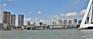 Sky-line and bridge