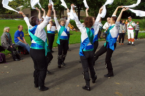 16.9.17 Waters Green and Adlington Morris in Macclesfield 19