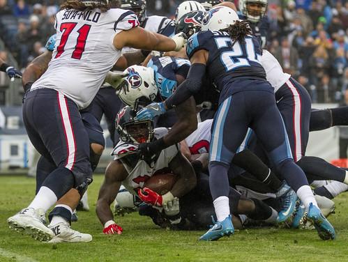 Titans vs Texans