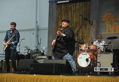 Tab Benoit (2017) 06 - band (KM's Live Music shots) Tags: blues unitedstates louisiana neworleans tabbenoit coreyduplechin jeffreyjellybeanalexander neworleansjazzheritagefestival bluestent fairgroundsracecourseneworleans