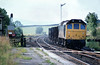And now back to the even older order.....At the time a fair while was spent on and around the S & C.....25179 Healey Mills-Ribblehead Quarry Horton-in Ribblesdale 10-08-1981 (the.chair) Tags: 25179 healey millsribblehead quarry hortoninribblesdale aug 1981