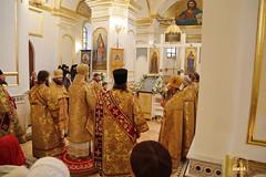 36. Праздник Святителя Николая в Кармазиновке