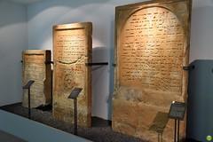 Jewish gravestones (petrOlly) Tags: europe europa germany deutschland speyer museum object objects