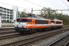 LOCON, 9908 (Chris GBNL) Tags: locon train trein 9908 9909