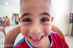 Smile The world not deserve it! (Ivan Andoni [Photo&Art]) Tags: kids smile eyes face closeup boy life world problem efs1018mm f4556 is stm canon eos rebel t3i