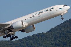 2017_08 HKG stock-1 (jplphoto2) Tags: 777 777300 bkpu boeing777 cathaypacific cathaypacific777300 hkg hongkong jdlmultimedia jeremydwyerlindgren vhhh aircraft airplane airport aviation