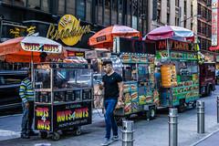 Street Food New York (Manny Esguerra) Tags: city newyork travel cityscape