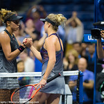 Madison Keys, Elina Svitolina