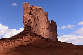 Monument Valley Navajo Tribal Park, Arizona, US August 2017 755