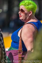 Human Color Wheel (corneliusreed) Tags: woman flickr flatironarea colorfulhair newyork unitedstates us