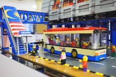LUG of Malaysia My 60 My LEGO Build Merdeka Event