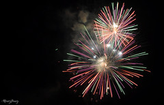 Colorful Explosion II (_MissMoneyPenny_) Tags: fireworks fuochidartificio colors colori lights luci night notte sera festival summer estate santamariamaggiore