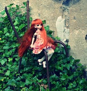 exploration girl