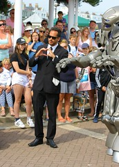 FUNK6453 (Graham Ó Síodhacháin) Tags: broadstairswatergala 2017 broadstairs watergala titantherobot creativecommons