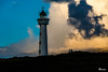 Lighthouse | Egmond (Onascht) Tags: lighthouse photoart meer dslr himmel photoshop südfriesland nordsee clouds holland wolken blue düne egmondaanzee leuchtturm northsea anderestichwörter photography heaven blau nikon digitalart netherlands lightroom d610