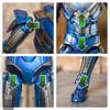 19 (manumasfotografo) Tags: ironman mark30 bluesteel actionfigure comicavestudios marvel
