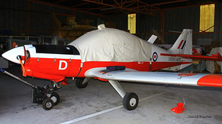 Scottish Aviation Bulldog T1 n° 309 ~ F-AZTF / XX639