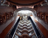 Voyager OTS Atrium 1 (PhillMono) Tags: nikon dslr d7100 voyager seas royal caribbean cruise ship boat vessel architecture perspective creative atrium centrum lift elevator foyer looking up