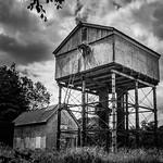 Lake Down Airfield Water Tower thumbnail