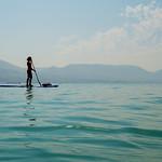 Paddleboarding on Bear Lake [Explore] thumbnail