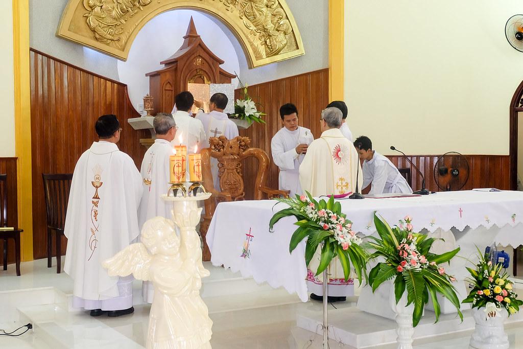 Thánh lễ tạ ơn khánh thành nhà thờ Hòa Cường – Giáo phận Đà Nẵng - Ảnh minh hoạ 55