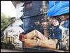 The Big B on a Bandra house wall (Indianature14) Tags: samsung phoneimage bandra bandrabandstand bollywood bollywoodart bollywoodposter streetart wallart graffiti bombay mumbai maharashtra india august 2017 deewar amitabhbachhan bigb bollywoodwallartbandra nearshahrukhkhanshouse indianature culture society bandraculture samsungphoneimage mobilephoneimage bap bollywoodartproject bandrawallart