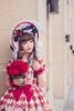 SDF_9596 (SendoFu) Tags: bonnet lolita ボンネット エプロン風スカート blouse bl ブラウス headbow kc カチューシャ bnt 蕾絲 維多利亞 jsk op onepiecedress ワンピース jumperskirt ジャンパースカート nop lolitafashion 蘿莉塔 蘿莉塔時裝 ロリータ・ファッション sweetlolita classicallolita