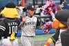 #37 長坂拳弥 / 阪神タイガース (bxsekkiexb) Tags: baseball 阪神タイガース hanshin 長坂拳弥