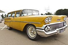 Chevrolet Yeoman Station Wagon 1958 (2135) (Le Photiste) Tags: clay chevroletdivisionofgeneralmotorsllcdetroitusa chevroletyeomanstationwagon cc chevroletdelrayyeomanv8series1200model12934doorstationwagon americanstationwagon 1958 dr4261 sidecode1 claremackichan simplyyellow stationcar estatecar kingcruisemuiden muidenthenetherlands thenetherlands afeastformyeyes aphotographersview autofocus alltypesoftransport artisticimpressions anticando blinkagain beautifulcapture bestpeople'schoice bloodsweatandgear gearheads creativeimpuls cazadoresdeimágenes canonflickraward digifotopro damncoolphotographers digitalcreations django'smaster friendsforever finegold fandevoitures fairplay greatphotographers giveme5 groupecharlie hairygitselite ineffable infinitexposure iqimagequality interesting lovelyflickr livingwithmultiplesclerosisms myfriendspictures niceasitgets photographers prophoto photographicworld planetearthtransport planetearthbackintheday photomix soe simplysuperb slowride saariysqualitypictures showcaseimages simplythebest thebestshot thepitstopshop themachines transportofallkinds theredgroup thelooklevel1red vigilantphotographersunitelevel1 vividstriking wheelsanythingthatrolls yourbestoftoday wow oldtimer inmyeyes