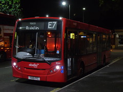 Red and Grey E7 (ultradude973) Tags:
